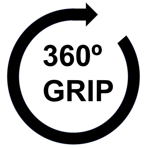 TIGER bolts offer uniques 360 degree grip